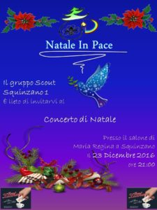 Natale in Pace Carmiano 1
