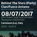 Behind The Stars Party Carmiano 1